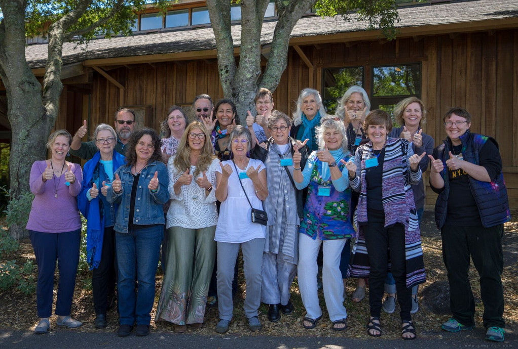 IONs Earthrise Retreat Center 2019 Group
