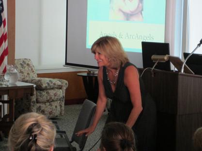 Guest Medium & Teaching in Santa Cruz