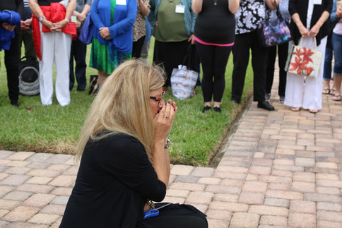 Closing Ceremony at the 2019 Afterlife Conference in Orland0