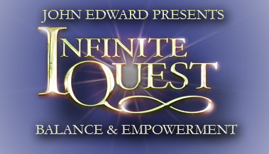 Psychic Medium John Edward & Alan Oken's creation INFINITE QUEST