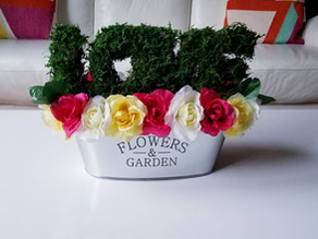 Dollar Tree DIY Floral Spring Home Decor 2019