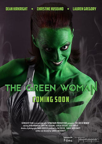 The Green Woman film poster