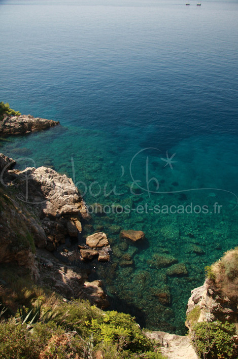 Jolie mer Adriatique, Croatie.jpg