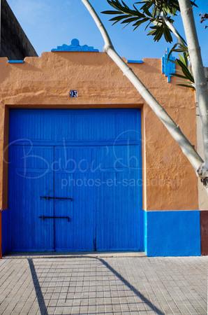 Porte bleue, Valencia, Espagne.jpg