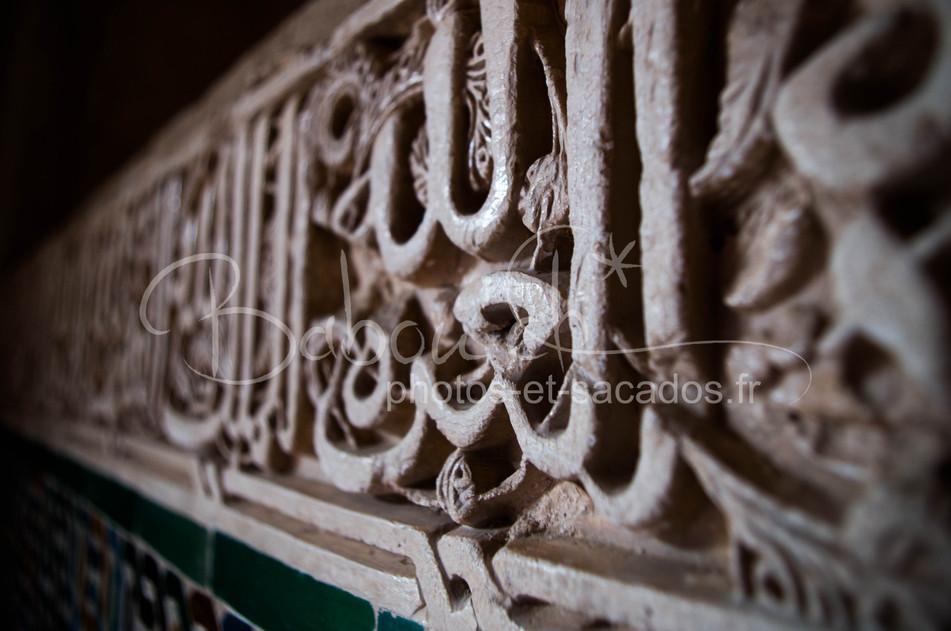 écriture_arabe_dans_l'Alhambra_de_Grana