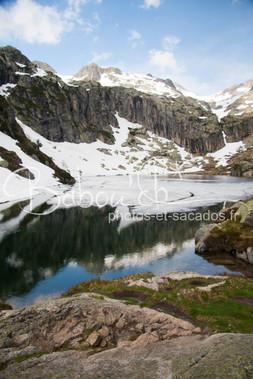 «Que la Montagne est belle», Pyrénées.