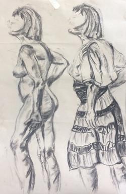 dressed&undressed