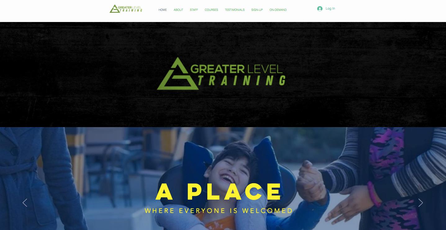 Greater Level Training