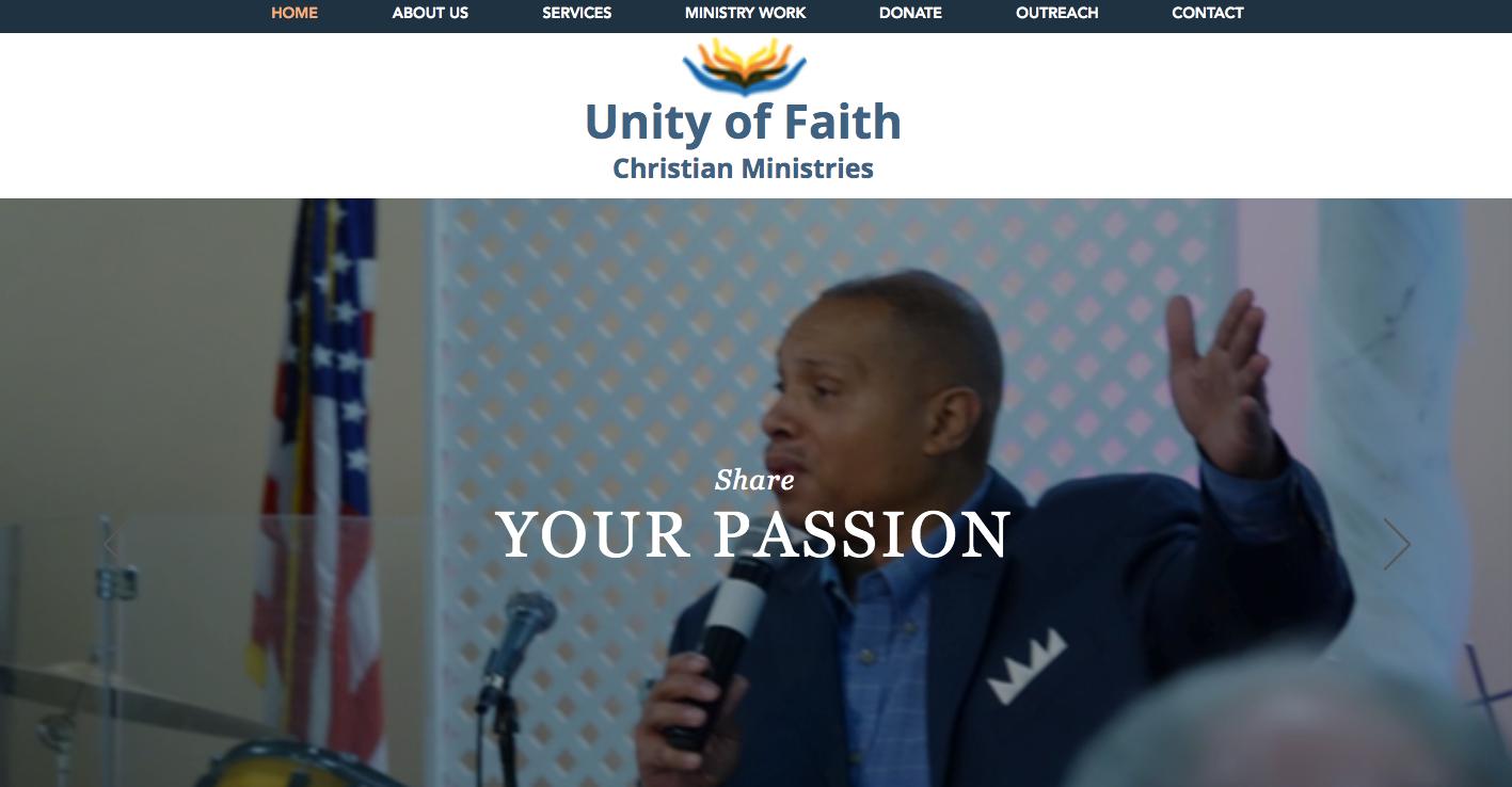 Unity of Faith