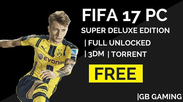fifa 16 super deluxe edition 3dm crack torrent