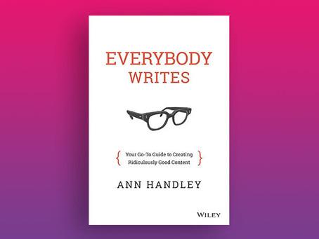 Everybody Writes | Ann Handley