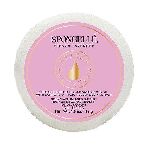Spongelle Travel Size Spongette French Lavender