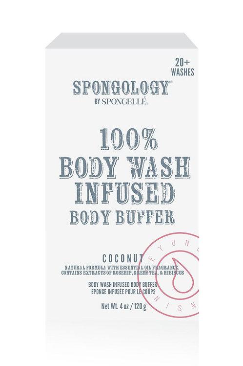 Spongelle Body Buffer Coconut