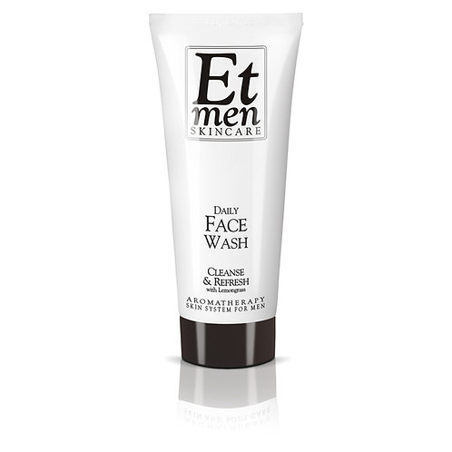 Eve Taylor Mens Face Wash
