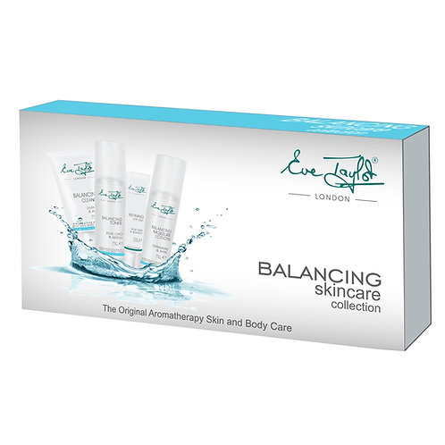 Balancing Collection, Cleanse 50ml, Tone 50ml, Moisturise 50ml, Eye Gel 15ml