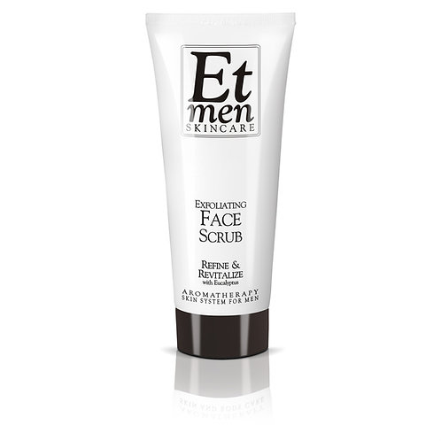 Eve Taylor Mens Face Scrub
