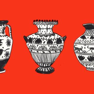 Vase Tableau
