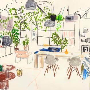 a brooklyn apartment