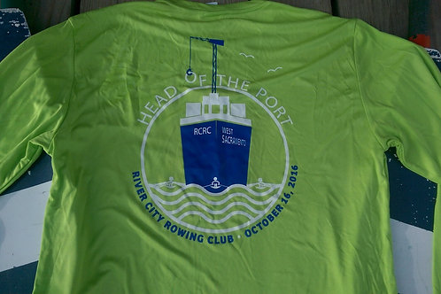 Head of the Port 2016 - Long Sleeve