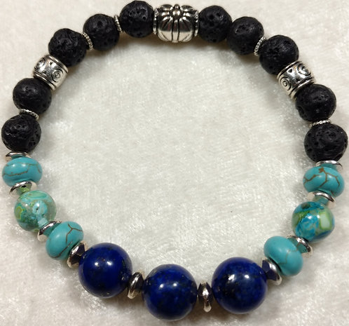 Lapis Lazuli Scented