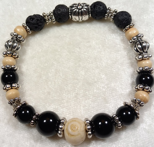 Carved Venus & Black Jasper Unscented