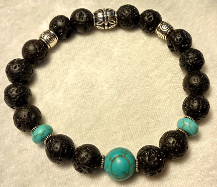 Turquoise Howlite Unscented