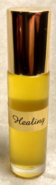Healing Oil 1/3 oz Roll On
