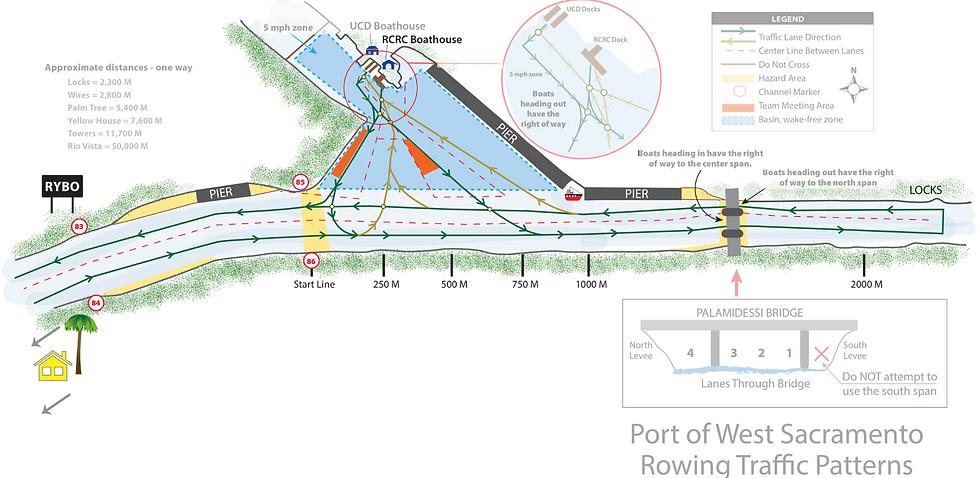 Traffic Pattern Map
