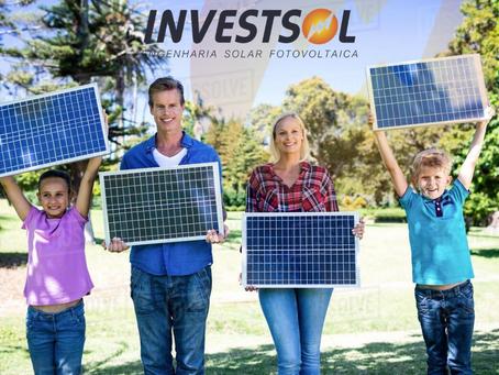 Quem tem energia solar AJUDA quem não tem!