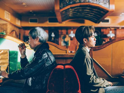 鼓鼓呂思緯 赴東京復刻80年代〈老實情人〉復古情懷
