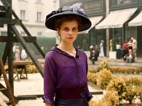 匈牙利版「艾瑪華森」 《日暮》女主角首次主演即挺進威尼斯國際影展