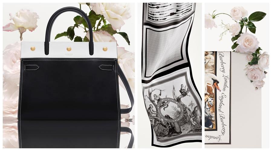 母親節獻禮靈感:Burberry絲巾、包款、配件