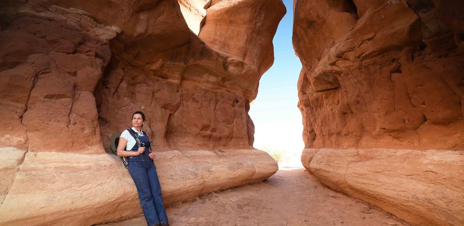 療癒公路電影《謝謝你》鬼斧神工的自然景觀搬上大銀幕