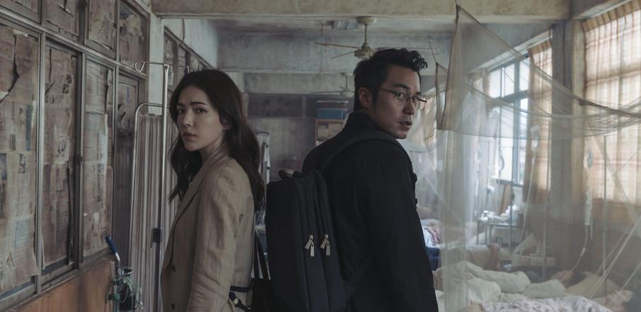 《誰是被害者》台版終極警探 王識賢與許瑋甯查案比快比手段