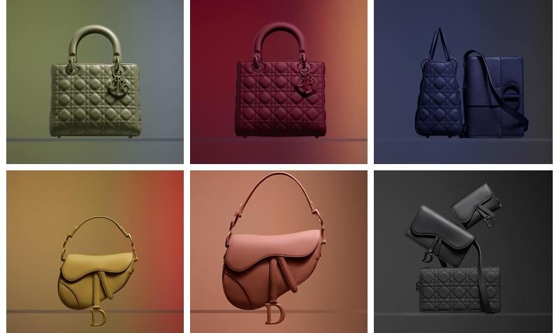 色彩光譜學DIOR Dior Ultra Matte極致霧彩配件系列