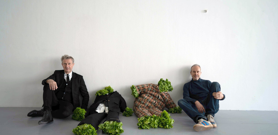 顛覆傳統雕塑概念 歐文.沃姆「一分鐘台北」個展