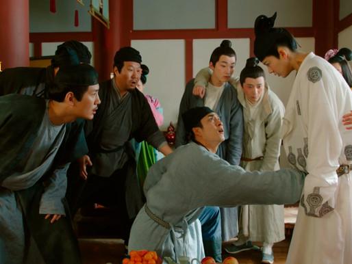 陳瑤假扮弟弟《無心法師3》遭韓東君摸胸又偷桃