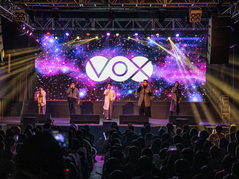 VOX玩聲開唱 李國毅、香蕉相挺