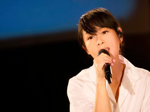 劉若英直播音樂會1.5億人次搶看 「陪你」化為專輯上架供歌迷珍藏