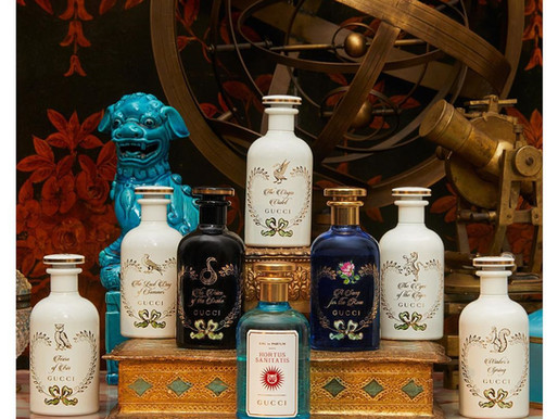 Gucci 煉金士花園啟蒙詩香水珍藏版