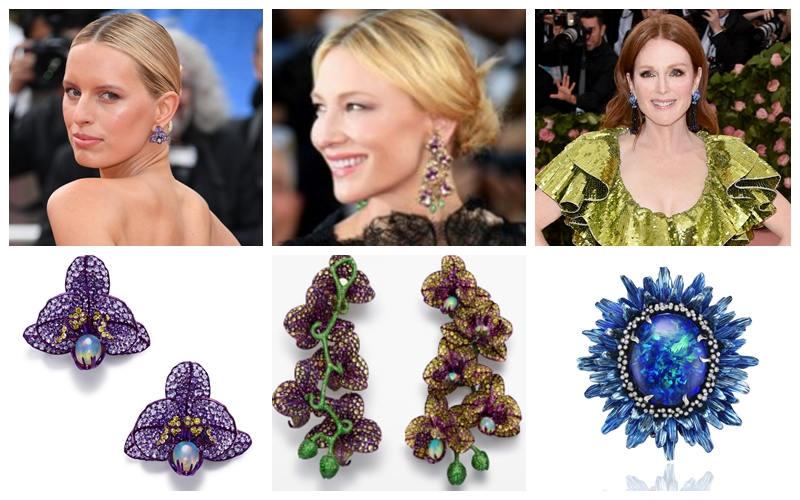 繽紛彩寶藝想世界蕭邦2020頂級珠寶暨腕錶展