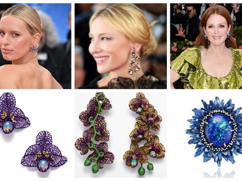 繽紛彩寶藝想世界 蕭邦2020頂級珠寶暨腕錶展