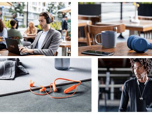 強調降噪、35時超長續航 Sony全新無線藍牙耳機 個人化智慧聆聽開賣!