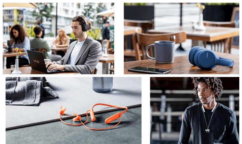 強調降噪、35時超長續航 Sony全新無線藍牙耳機 個人化智慧聆聽開賣
