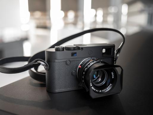 徠卡M10 Monochrom相機