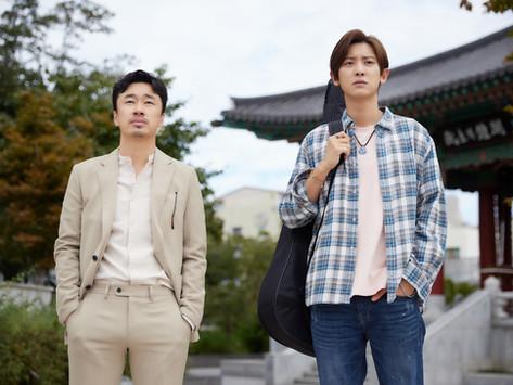 名導是枝裕和盛讚 「EXO」燦烈《逐夢練習曲》首映創冠軍票房