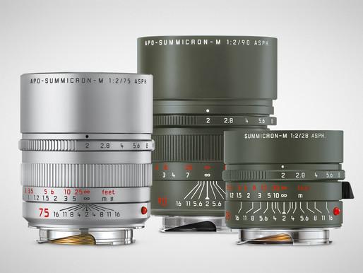 徠卡相機推三款M系統新鏡頭