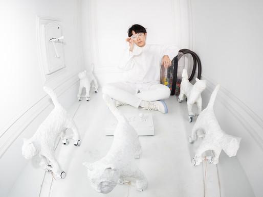 吳青峰詩歌創作與9位導演與合演想像空間《太空人》YouTube奇幻上線!