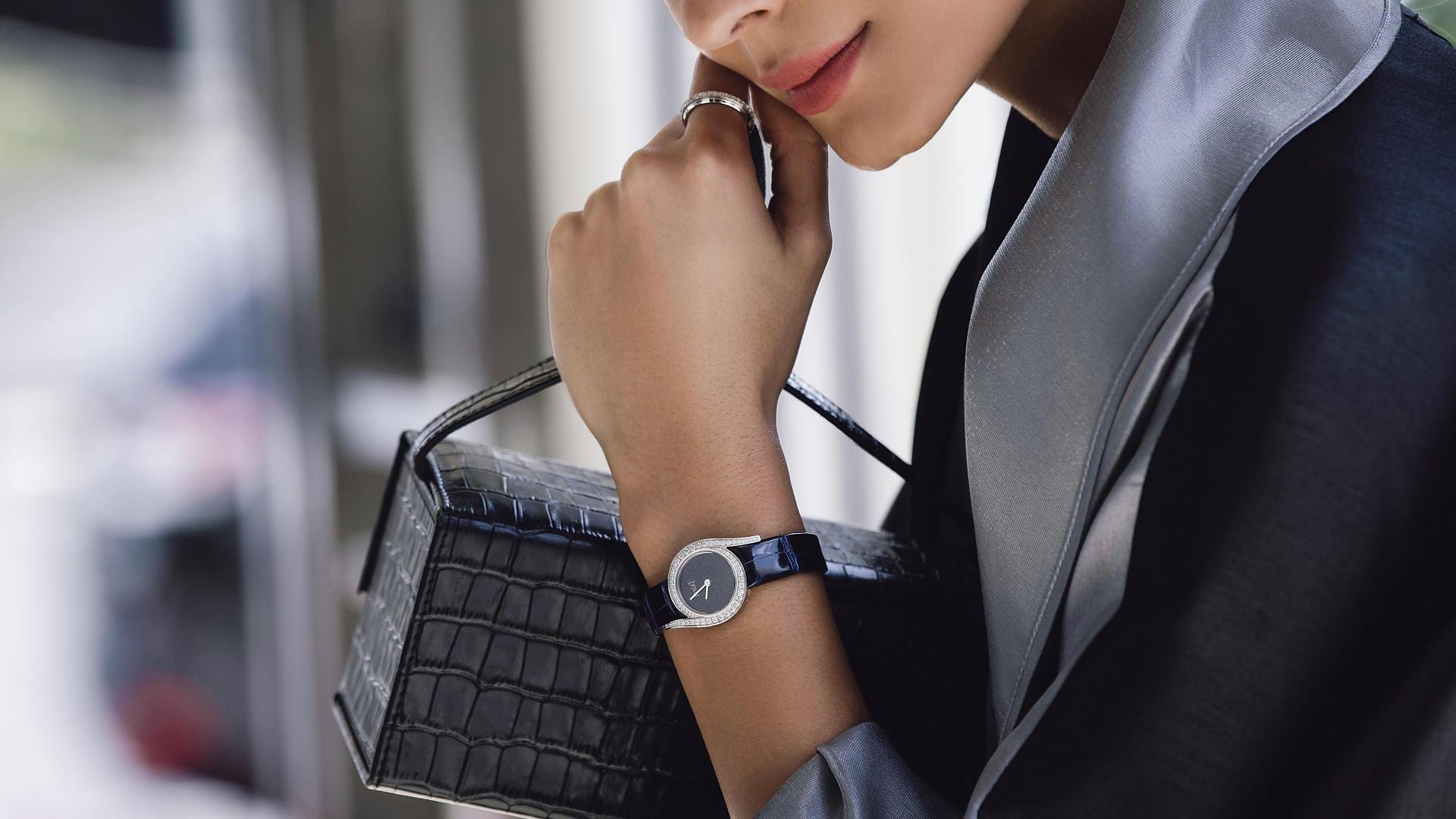 母親節系列:伯爵Limelight Gala系列腕錶