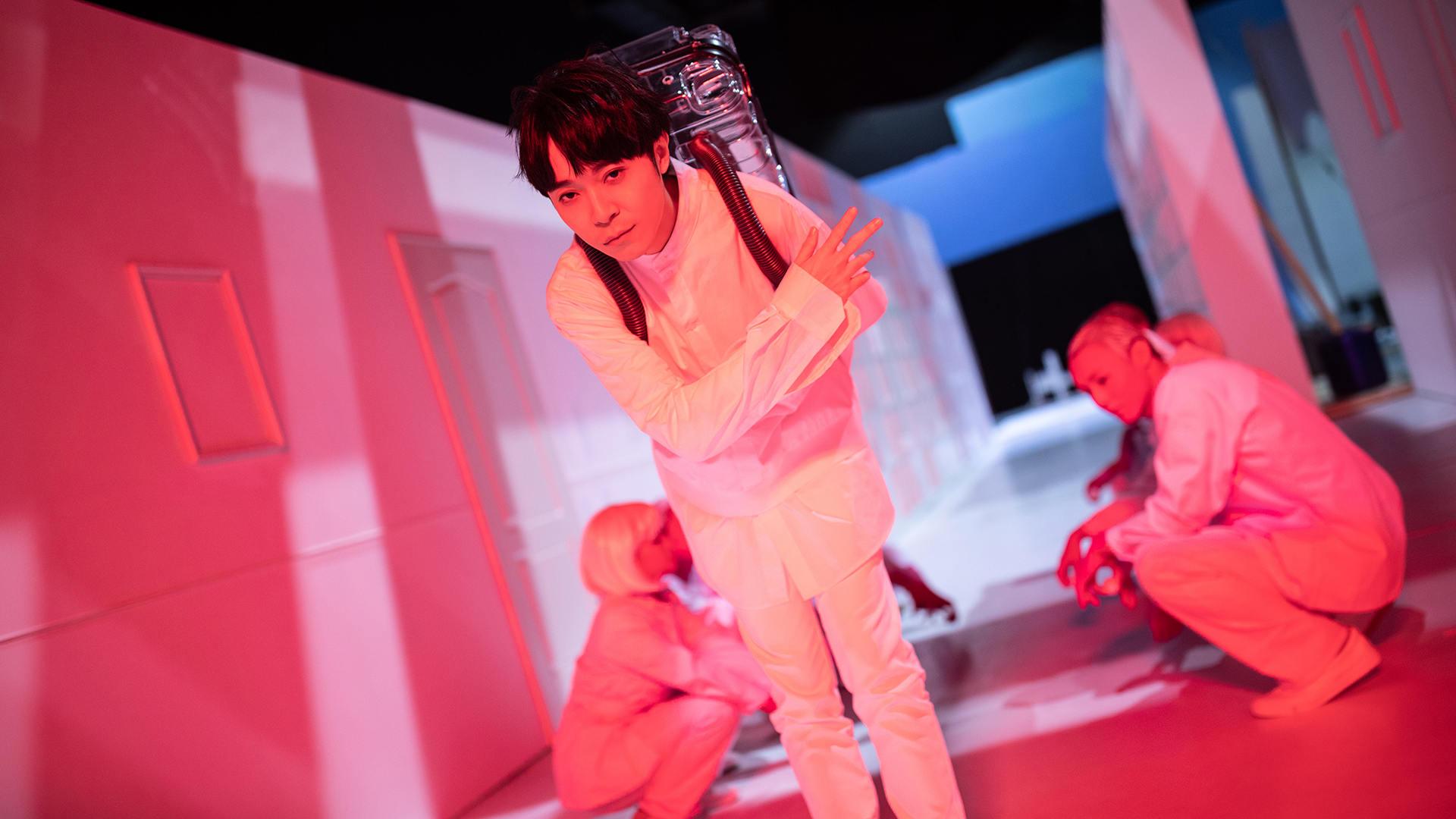 吳青峰詩歌創作合演想像空間《太空人》